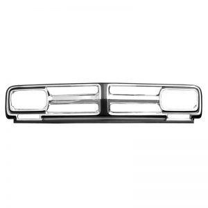 Chrome Grill - 71-72 GMC Pickup