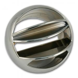 A/C Vent Ball - 65-68 Chevy Fullsize, 67-72 Chevy & GMC Pickup, 67-68 Camaro, 67-68 Firebird, 66-69 Chevelle, 68-77 Corvette