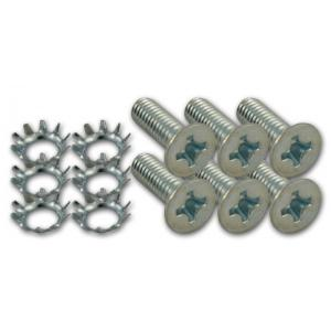 Door Latch Screw Kit - 60-72 Chevy & GMC Pickup
