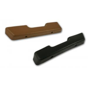 Arm Rest - Black - LH - 67-72 Chevy Pickup