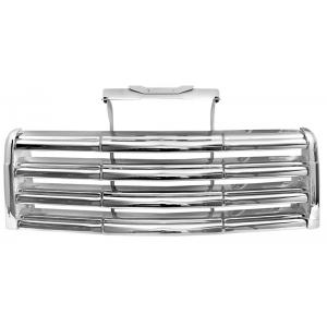Chrome Grill - 47-54 Chevy Pickup