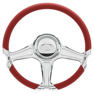 Billet Specialties Select Edition Octane Steering Wheel