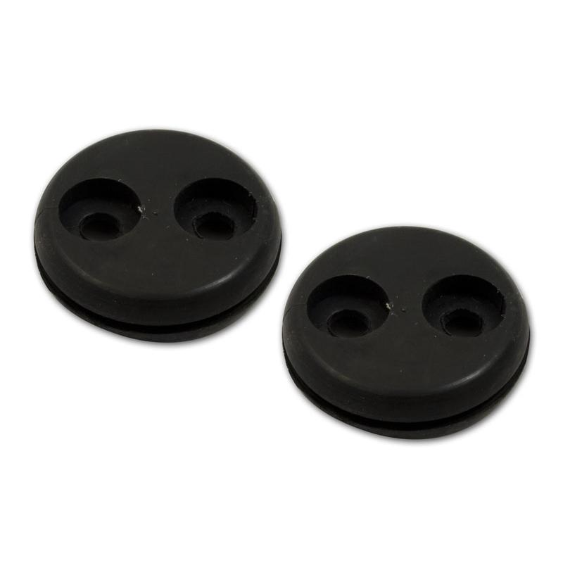 Headlight Wire Grommets - 55-59 Chevy Pickup