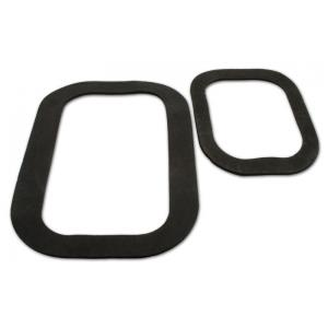 Cowl Side Vent Seals - 55-59 Chevy & GMC Pickup
