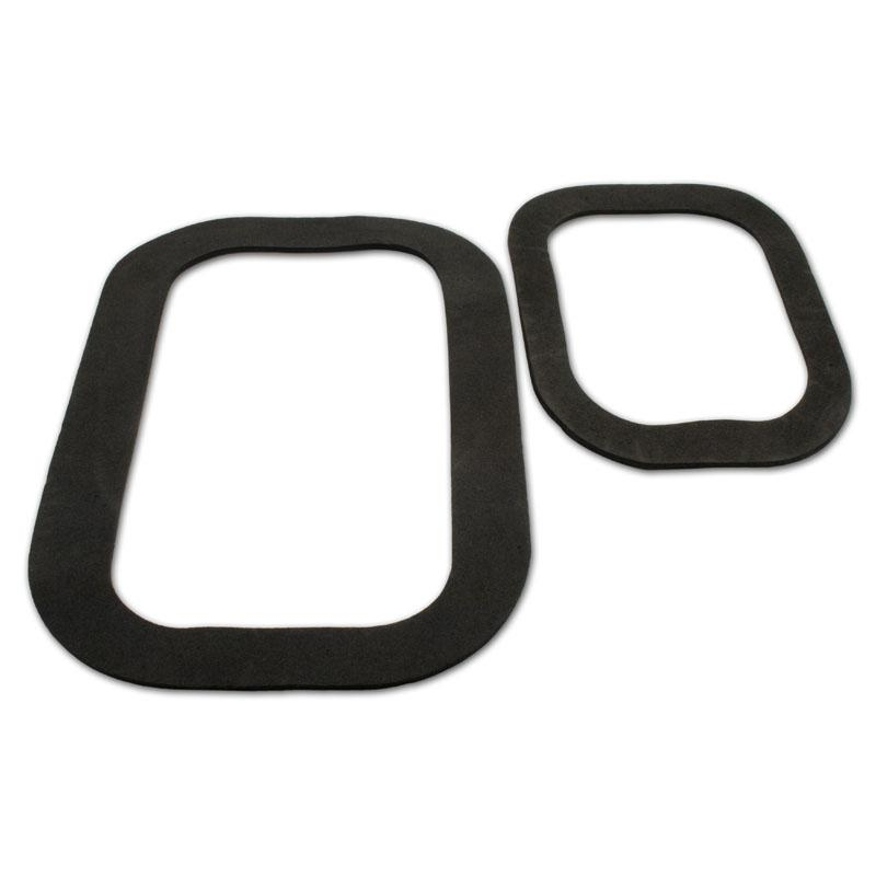 Cowl Side Vent Seals - 55-59 Chevy & GMC Pickup 1