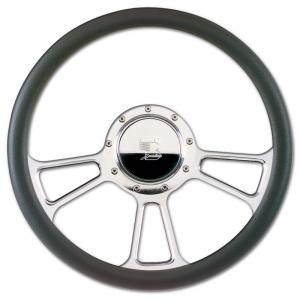 Billet Specialties Vintec Half-Wrap Steering Wheel