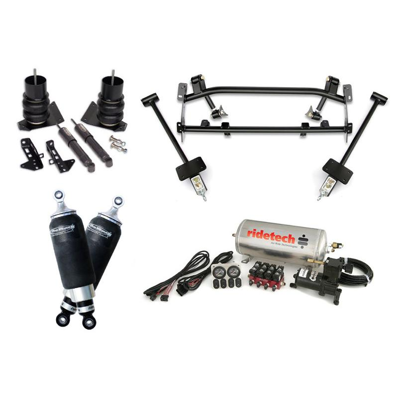 Ridetech Level 1 Suspension Package - 67-69 Camaro
