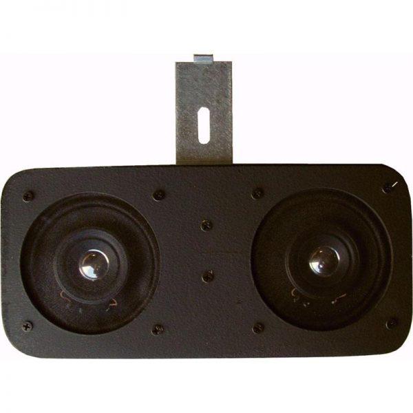 Dual Front Speakers - 66-67 Chevelle & Nova 1