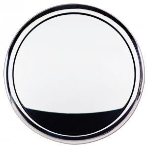 Billet Specialties Small Plain Horn Button