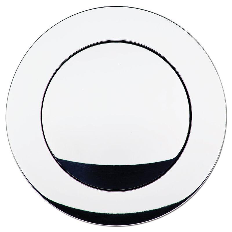 Billet Specialties Plain Large Horn Button