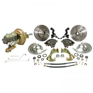 Front Disc Brake Conversion Kit - 64-72 Chevelle