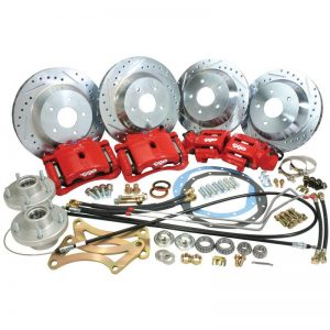 CPP Big Brake Kit - 64-72 Chevelle