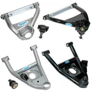 CPP Totally Tubular Control Arms - 64-72 Chevelle