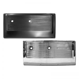 Inner Door Panels - 67-72 Chevy & GMC Pickup