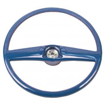 Steering Wheel - Blue - 69-72 Chevy Pickup