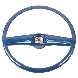 Steering Wheel - Blue - 69-72 Chevy Pickup