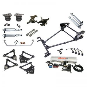 Ridetech Level 3 Suspension Package - 63-72 Chevy Pickup