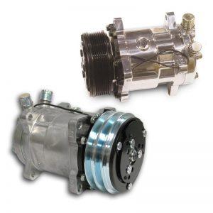 Sanden 508 A/C Compressor