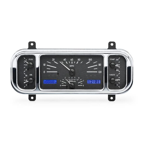 1937-38 Chevy Car VHX System 1