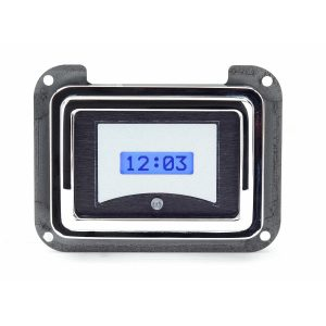 1940 Ford Car Digital Clock