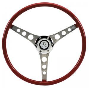 """Flaming River """"Vette 6-Bolt"""" Steering Wheel"""